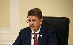 А. Шевченко: Мы обсудили актуальные проблемы развития жилищно-коммунального хозяйства натерритории Курской области