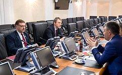 К. Косачев: Власти Приднестровья могут рассчитывать насотрудничество сроссийскими парламентариями