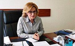 И.Святенко: Директора московских школ проходят онлайн-курс позащите детей отопасной информации вИнтернете