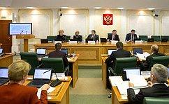 Профильный Комитет СФ рекомендовал палате одобрить изменения вбюджет натекущий год инатрехлетку