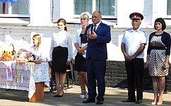 А. Кондратенко поздравил школьников Кубани сДнем знаний