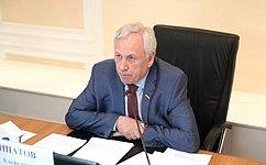 ВСФ обсудили технологические вопросы капстроительства