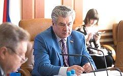 Социальные иимущественные вопросы оборонной сферы обсудили вКомитете СФ пообороне ибезопасности