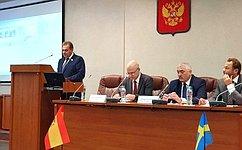 В. Павленко: Инновационные технологии обеспечат лидерство России вАрктике