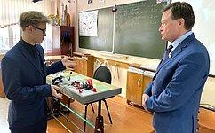 Образовательная робототехника становится важным элементом впроцессе обучения детей— С.Рябухин