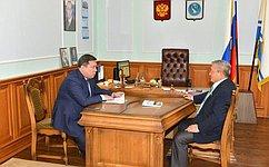 В. Полетаев: Сотрудничество органов власти иинститутов гражданского общества– залог успешного развития регионов