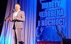О. Алексеев: УСаратовской области особое притяжение Земли