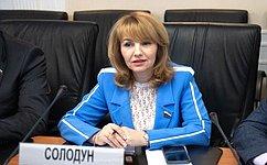 Наприеме граждан Г.Солодун обсудила вопросы ЖКХ издравоохранения