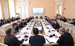 Ю.Воробьев: Более семидесяти российских регионов примут участие вработе VI Форума регионов России иБеларуси