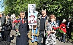 Т.Гигель: Память оподвиге советских солдат будет ивпредь способствовать единению многонационального народа России