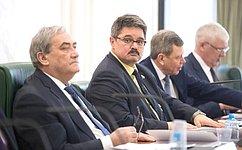 А. Широков назначен заместителем председателя Совета повопросам развития Дальнего Востока иБайкальского региона при СФ