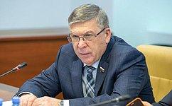 В. Рязанский: Активное долголетие должно быть составляющей частью программы общественного здоровья
