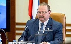 О.Мельниченко: Исторические поселения должны стать новыми точками экономического роста