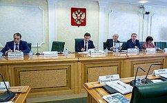 ВСовете Федерации обсудили законопроект ореновации жилфонда Москвы