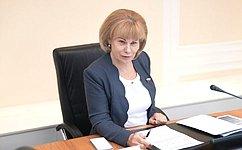 ВРеспублике Алтай реализуются социальные инновации— Т.Гигель