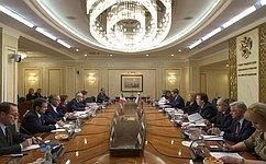 В.Матвиенко: Визит Председателя Сената Италии вРоссию придает импульс двусторонним межгосударственным отношениям