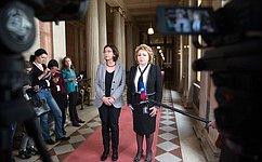 В.Матвиенко: Россия добивается укрепления роли ОБСЕ иее Парламентской Ассамблеи
