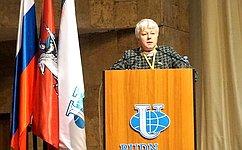 О. Тимофеева: Экспорт российского образования— вклад вразвитие международного сотрудничества