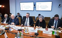ВСФ обсудили вопросы совершенствования законодательного регулирования статуса федерального парламентария