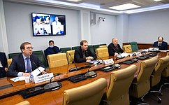 ВСовете Федерации обсудили ход формирования комплексной системы обращения ствердыми коммунальными отходами