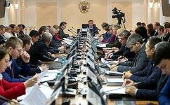 ВСовете Федерации состоялись слушания посовершенствованию законодательства озащите прав потребителей