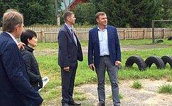 В. Новожилов: Инициативы жителей станут частью стратегии развития Архангельской области «Вместе мы сильнее»