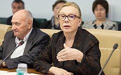 Всферу социального обслуживания необходимо привлекать негосударственный сектор— Л.Косткина