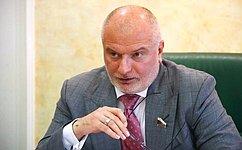 Комитет СФ поконституционному законодательству игосударственному строительству предварительно обсудил проект постановления одокладе Генпрокурора РФ