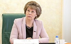 Т. Гигель приняла участие всессии Чойского районного Совета депутатов Республики Алтай