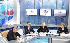 ВСовете Федерации обсудили законодательное обеспечение механизмов эффективного поиска пропавших детей