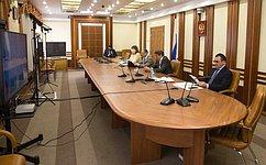 Н. Федоров принял участие взаседании Комиссии Правительства РФ позаконопроектной деятельности
