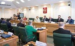 З. Драгункина: ВСовете Федерации напостоянной основе изучают региональный опыт вобласти культуры