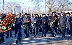 Мы недолжны позволить переписать историю Великой Отечественной войны— С.Лукин
