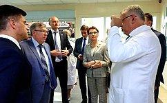 Воснове цифровизации здравоохранения должны быть заложены интересы человека— В.Рязанский