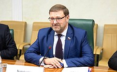 Мы заинтересованы вактивизации двустороннего диалога сДанией– К.Косачев