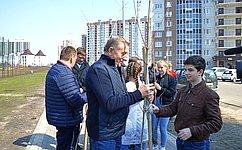 ВВоронежской области делается все необходимое для создания комфортной исовременной городской среды— С.Лукин