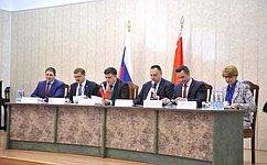 А.Борисов: Взаимодействие всфере молодежной политики– стратегический ориентир Союзного государства