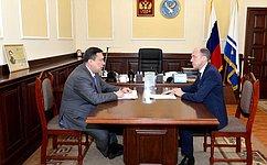 В. Полетаев: Цели, поставленные Президентом РФ,— главные ориентиры для всей системы органов госвласти Республики Алтай
