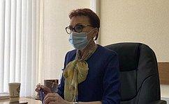 Т. Кусайко: Работа поразвитию Мурманской области продолжается
