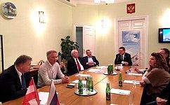 К.Косачев: Российские соотечественники зарубежом— неотъемлемая часть Русского мира