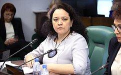 А. Отке представила правительству Чукотского автономного округа отчет освоей деятельности в2020году