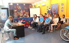 А.Кутепов: Задача законодателей— обеспечить достойные условия для осуществления волонтерской деятельности