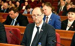 В. Лакунин: Законодательное Собрание Ростовской области поддержало поправки восновной закон страны