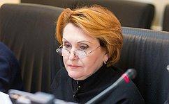 Н. Болтенко: Организация детского оздоровительного отдыха– наконтроле сенаторов