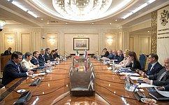 Активный межпарламентский диалог способствует развитию отношений России иМексики— В.Матвиенко