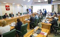 Комитет общественной поддержки жителей Юго-Востока Украины обсудил опыт Ростовской области поприему беженцев