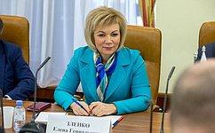 Е. Зленко: Фестиваль «София»— значимое мероприятие, проводимое при поддержке Совета Федерации