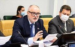 Совет Федерации рассмотрит законы, направленные наэффективную реализацию обязанностей региональных уполномоченных поправам человека– А.Клишас
