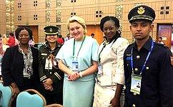 Л.Гумерова: НаАссамблее Межпарламентского союза вДакке отметили опыт России пообеспечению гендерного равенства