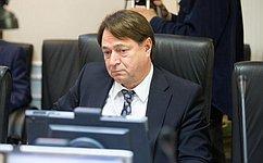 С.Шатиров провел заседание «круглого стола» посовершенствованию законодательства всфере грузовых перевозок